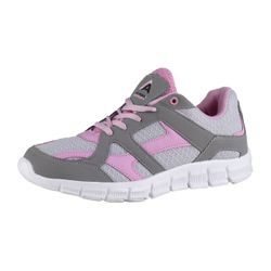 ACTION ACTIVITY Damen Fitness Schuh, Grau/Rosa