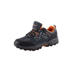 TREKK STAR Herren Outdoorschuhe, Grau/Orange