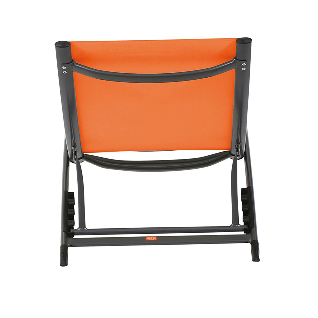 siena garden 282131 tarifa liege anthrazit orange ebay. Black Bedroom Furniture Sets. Home Design Ideas