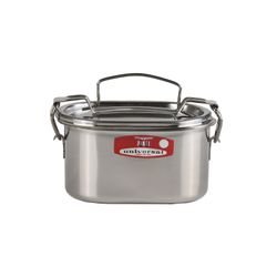 PINTI 1929 ACCIAIO INOX 18/8 Stainless steel food carrier 11 x 9 x 14 cm