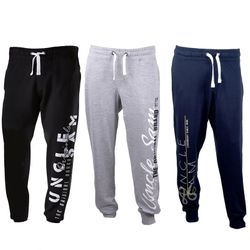 UNCLE SAM Jogginghose Herren Trainings- Sporthose Bodyhose