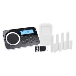 OLYMPIA 9630 Wireless GSM Alarm System, Black