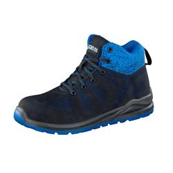 Work Concept Mens Safety Shoes S1P with Steel Midsole