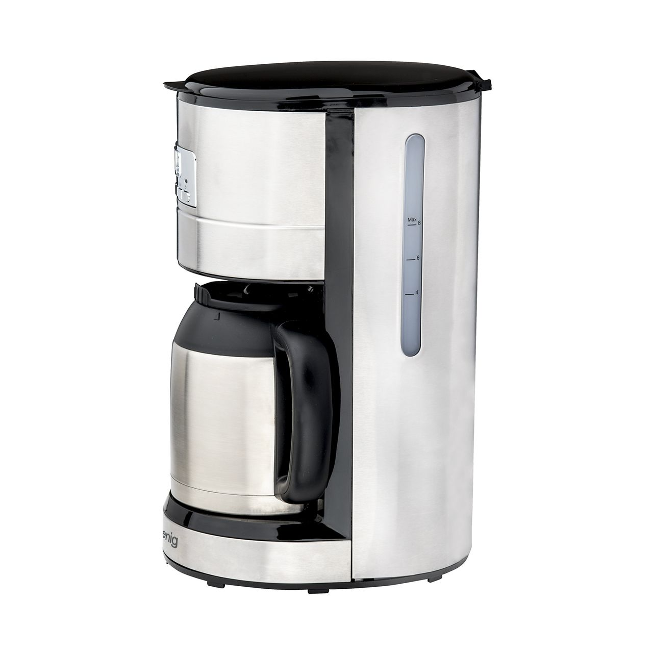 Programmable Filter Coffee Maker : h.Koenig Filter Coffee Maker Programmable 1,2 L Keep Warm Function Clock 1000 W eBay