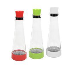 EMSA Flow Slim Friends Kühlkaraffe 1,0 L Glas/Kunststoff