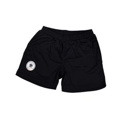 Kinder DFB Fan Shorts Schwarz