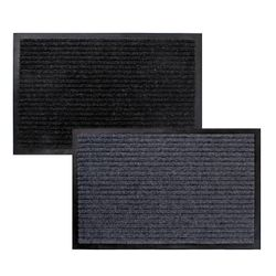LEX Schmutzfangmatte ca. 60 x 90 cm Schwarz oder Grau