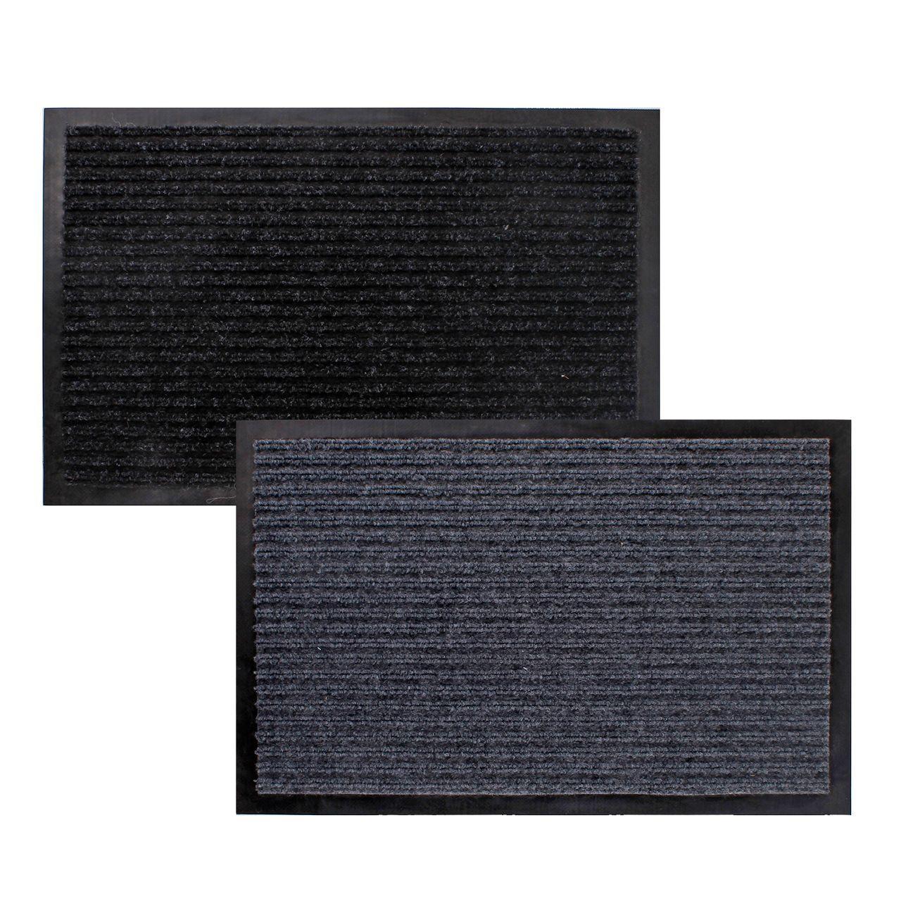 LEX Schmutzfangmatte ca. 180 x 120 cm Schwarz oder Grau