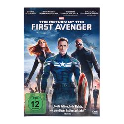 DVD Film - The Return of the First Avenger