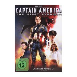 DVD Film - Captain America: The First Avenger