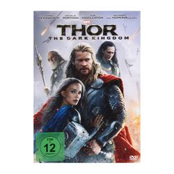 DVD Film - Thor - The Dark Kingdom