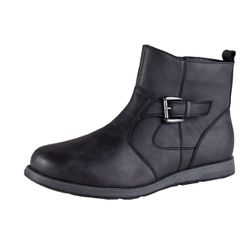 Mario Bucelli Mens Winter Boots NEO in Leather Look