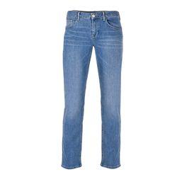 GIN TONIC Damen Slim Fit Jeans, Light Blue Wash