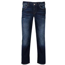 GIN TONIC Damen Slim Fit Jeans, Dark Wash