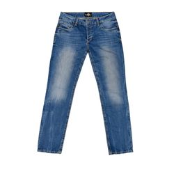UNCLE SAM Herren Jeans, Mid Blue