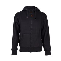 TERRATREND Job Revolution Sweatjacke, Schwarz/Grau