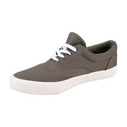 Damen Canvas Sneaker, Olive