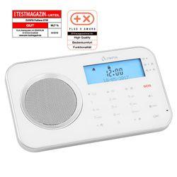 OLYMPIA Prohome 8700 Funk Haus Alarmanlage mit WLAN/GSM und Smart Home Funktionen