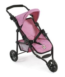 CHIC Lola Jogging-Buggy, Jeans Pink