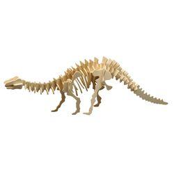 PEBARO Holzbausatz Brontosaurus