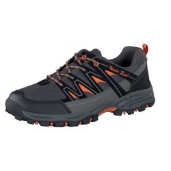 UNCLE SAM Herren Outdoorschuh, Anthrazit
