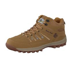 UNCLE SAM Herren Outdoorstiefel, Camel