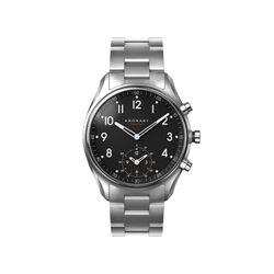 KRONABY APEX Hybrid Smartwatch 43 mm Edelstahl