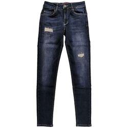 SAM Damen Skinny Jeanshose Dark Blue 5-Pocket Jeans