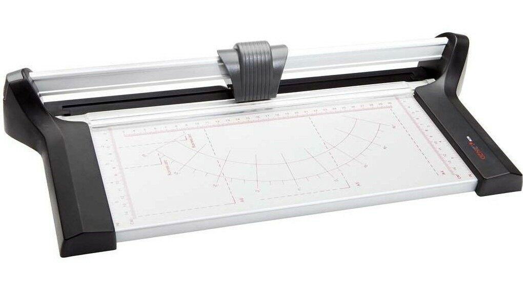 GENIE RC08 Rollenschneider Papier Schneidegerät Schneidemaschine Papierschneider