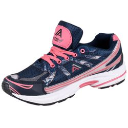 ACTION ACTIVITY Damen Sportschuh, Navy/ Pink