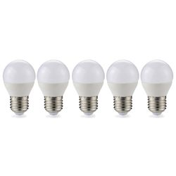 5 Stück LED Leuchte E27 5 W 400 Lumen A+ Lampe Licht Leuchtmittel Innenbereich