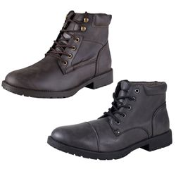 MARIO BUCELLI Stylish Men's Country Boots Ankle Boots