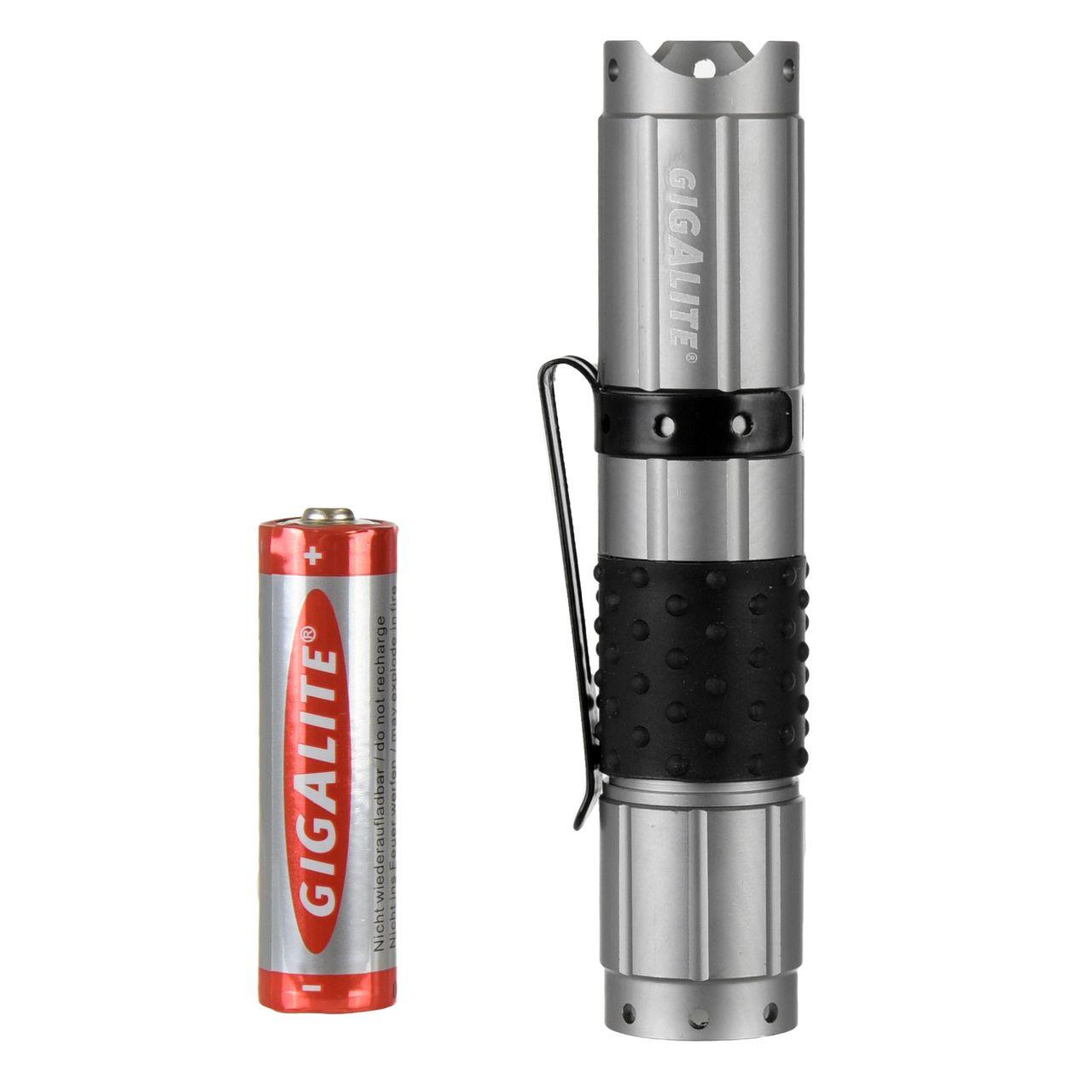 GIGALITE LED Micro Batterielampe Reichweite: 15 m