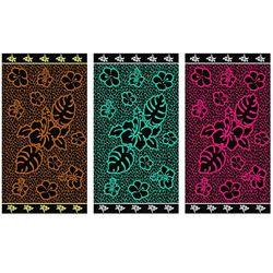 LEX Saunatuch Handtuch Duschtuch Savage verschiedene Farben Baumwolle 90 x 170 cm