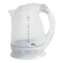 elta bouilloire WK-1000 de 1,0 litres, 800-1000 watts, blanc