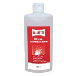 BALLISTOL Hand Desinfektionsmittel 500 ml