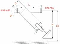 NETAFIM Halbautomatischer Siebfilter SPINE 415 M – Bild 2