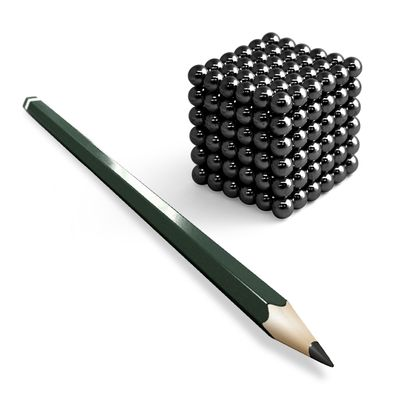 216 Neodym Kugelmagnete D5mm D7mm D10mm GOLD SILVER BLACK NICKEL NdFeB Würfel – Bild 8