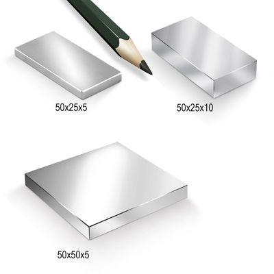 Neodym Magnet Magnete Quader groß ab 30mm von 18KG bis ca. 1000KG Zugkraft N45 N52 vernickelt NdFeB – Bild 5
