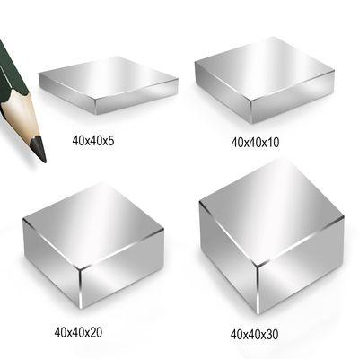 Neodym Magnet Magnete Quader groß ab 30mm BLACK – Bild 6