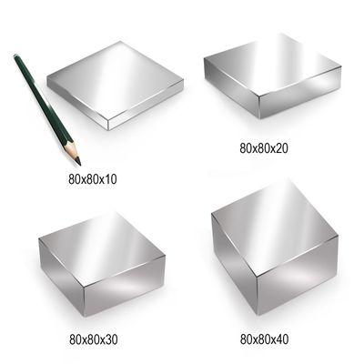 Neodym Magnet Magnete Quader groß ab 30mm BLACK – Bild 12