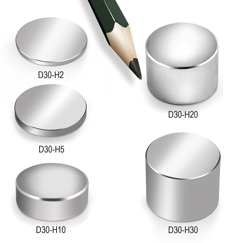 Magnete Für Möbeltüren : neodym magnet magnete scheibe gro ab 30mm 40kg bis ca 1600kg zugkraft n45 n52 vernickelt ndfeb ~ Markanthonyermac.com Haus und Dekorationen