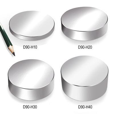 Neodym Magnet Magnete Scheibe groß ab 30mm 40KG bis ca. 1600KG Zugkraft N45 N52 vernickelt NdFeB – Bild 13