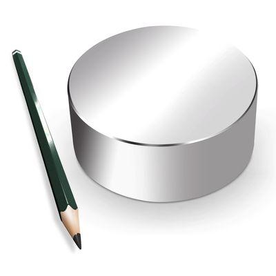 Neodym Magnet Magnete Scheibe groß ab 30mm 40KG bis ca. 1600KG Zugkraft N45 N52 vernickelt NdFeB – Bild 17