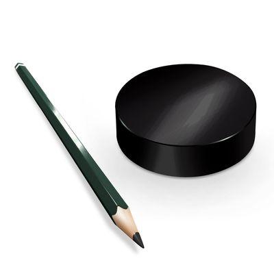 BlackEdition Neodym Magnete Scheiben N45 SCHWARZ – Bild 4