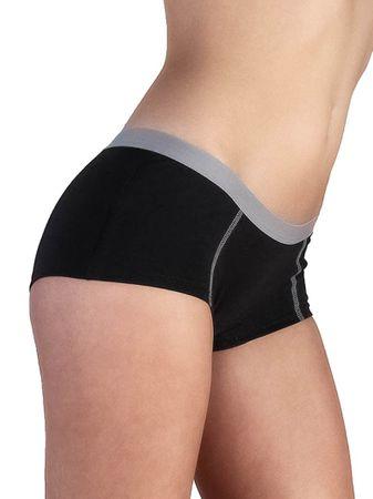 Albero Damen Boyshort Bio-Baumwolle Hot Pants Panty Unterhose – Bild 5