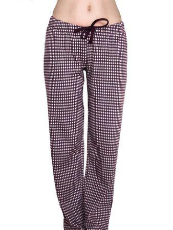 Damen Schlafanzughose Bio-Baumwolle Schlaf Hose Pyjamahose – Bild 3