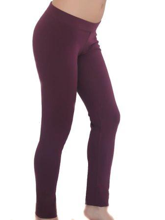 Albero Damen Leggings Bio-Baumwolle Leggingslang – Bild 5