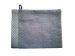 Ege Organics 4 Stück Waschlappen Bio-Baumwolle Waschhandschuh 001