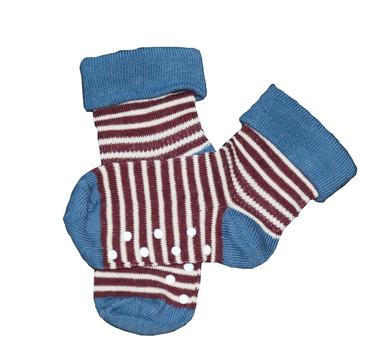 Albero Baby Kinder Socken Stoppersocken Bio-Baumwolle 1-2-4 Paar  – Bild 6